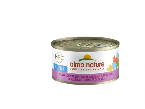 Almo Nature Light Orata con Patate 70 gr