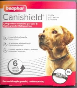 Canishield Collare Antiparassitaro Cani