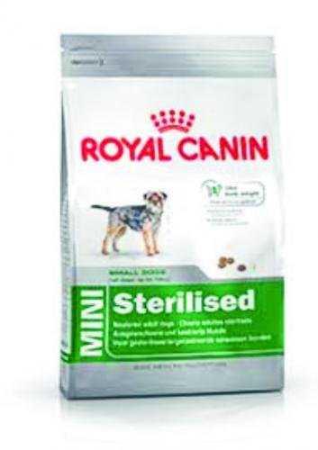 Royal Canin Mini Sterilised kg. 2